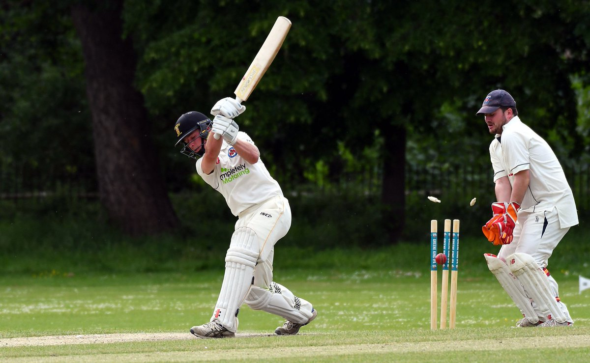 test Twitter Media - Week 4 Gloucestershire County League review https://t.co/ILfCyMkgOE @GlosCCL Fabulous action image from the Gloucester 2nds v @KingsStanleyCC game, courtesy Brian Rossiter https://t.co/UwksKNmpKy