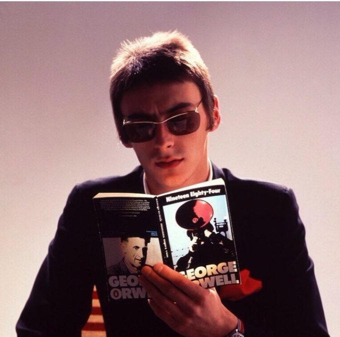 Happy birthday Paul Weller! I am pretty sure you were kidding about the Black Eyed Peas.