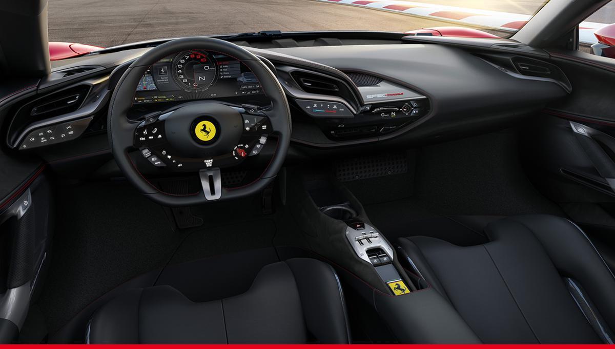 ストラダーレ ハイブリッドスーパーカー フェラーリ 空に関連した画像-03