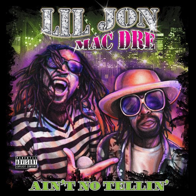 RT @VJKiddLeow: That NEW @liljon & @bigvon Mac Dre 'Ain't no tellin' is.... ???????????????????? https://t.co/fanzmmQrrM