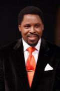 Happy Birthday, T.B. Joshua! June 12, 1963 Nigerian Pastor, televangelist and philanthropist