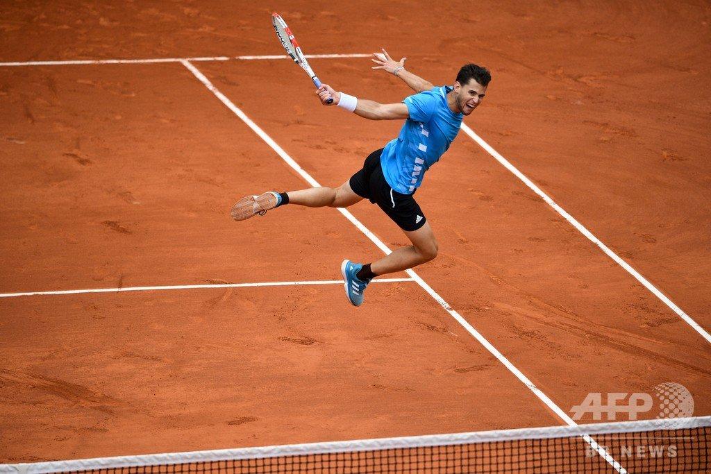 test ツイッターメディア - 【写真特集】AFPが選んだ全仏オープンテニスの「TOPSHOT」 https://t.co/PYc9ONGgTR #RG19 #全仏オープン https://t.co/Wrg6mqlNOm