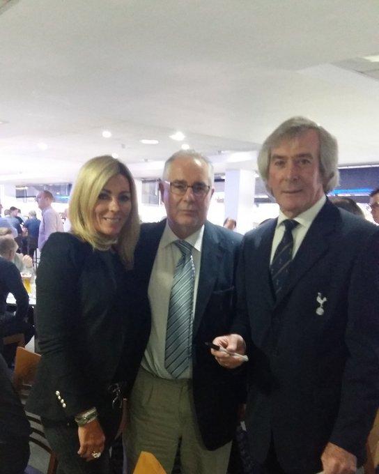Happy Birthday to day Pat Jennings.  Tottenham greatest ever goalkeeper.