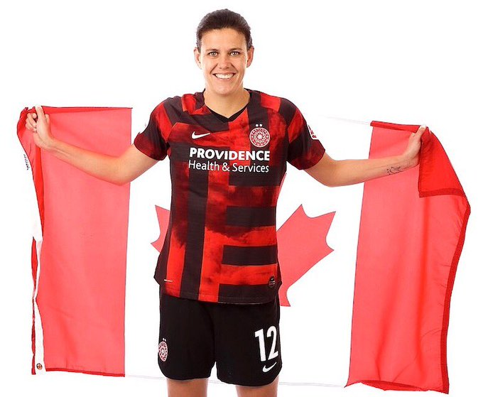 Happy birthday to the one, the only Christine Sinclair!