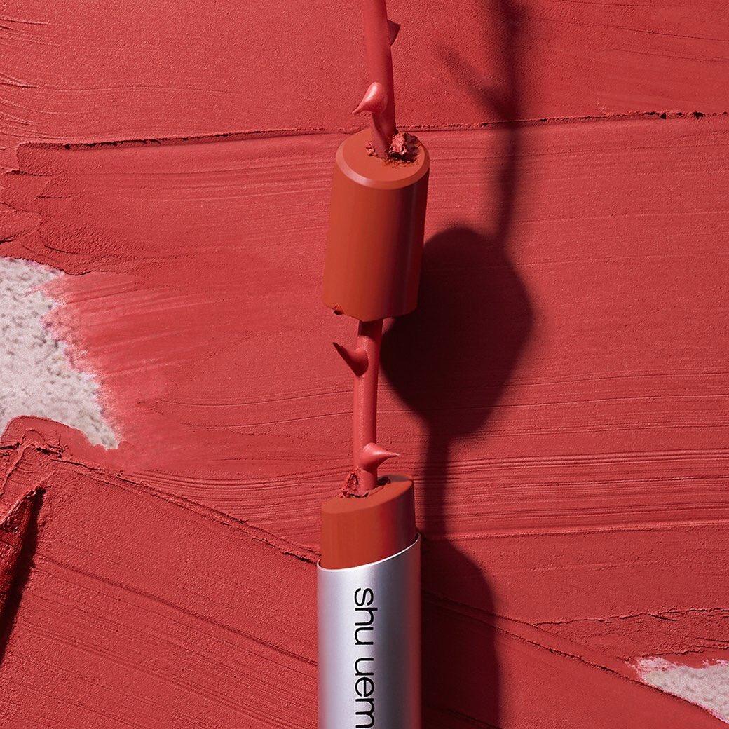 test ツイッターメディア - この夏は、レンガ色のくすみカラーリップがトレンド。nobaraコレクションのくすみレンガリップで旬顔を手に入れて。 https://t.co/kWxXp4Byeo #シュウウエムラ #くすみレンガ https://t.co/GS99CGard4