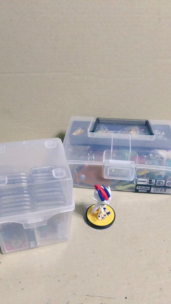 test ツイッターメディア - 今度はスナックワールドの ジャラ&スナックを整理した!  100円ショップで買ったBOXに 収納してたんだけど…重くなったな💦 (ジャラの方が)  #スナックワールド #ジャラステ https://t.co/f41Q1KqafH