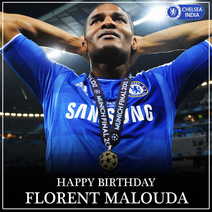 Happy birthday to our Champions League winner - Florent Malouda who turns 39 today!