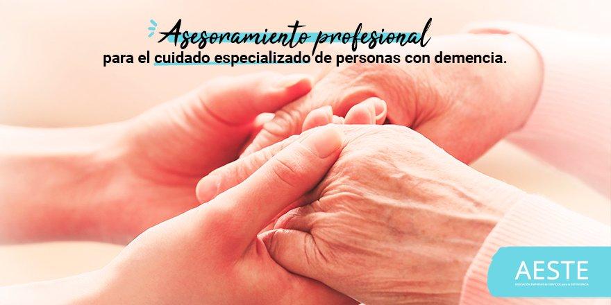 test Twitter Media - 🔹Cuatro de cada diez personas mayores de 90 años en España viven con demencia.  👨⚕️Para facilitar los mejores cuidados es importante contar con el asesoramiento de profesionales especializados en el cuidado de personas con demencia. https://t.co/5Vr4sQ52zu #Dependencia https://t.co/lRQRPNlqLy