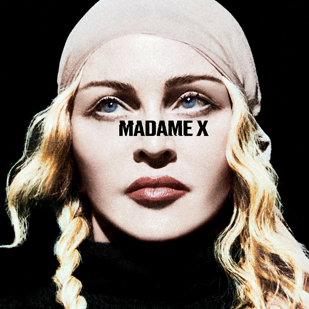 Listen to Madame X out now on @AppleMusic https://t.co/B0x6LxkDT2 https://t.co/Xc2q5eRmzs