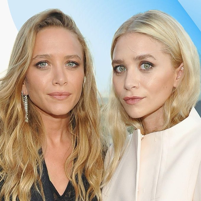 Happy 33rd to the QUEENS of this fashion world... Mary-Kate & Ashley Olsen