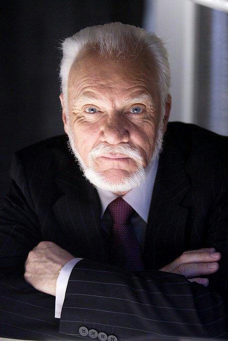 Happy birthday  Malcolm McDowell.