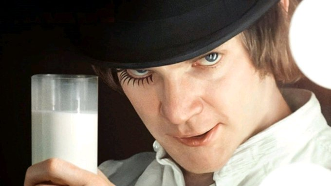 Happy birthday to Malcolm McDowell