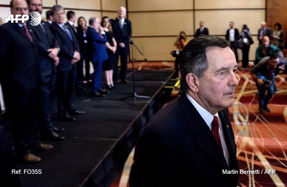 RT @AFPespanol: #ÚLTIMAHORA Piñera destituye a seis ministros, entre ellos el canciller (oficial) #AFP https://t.co/qBTRWNcDE5
