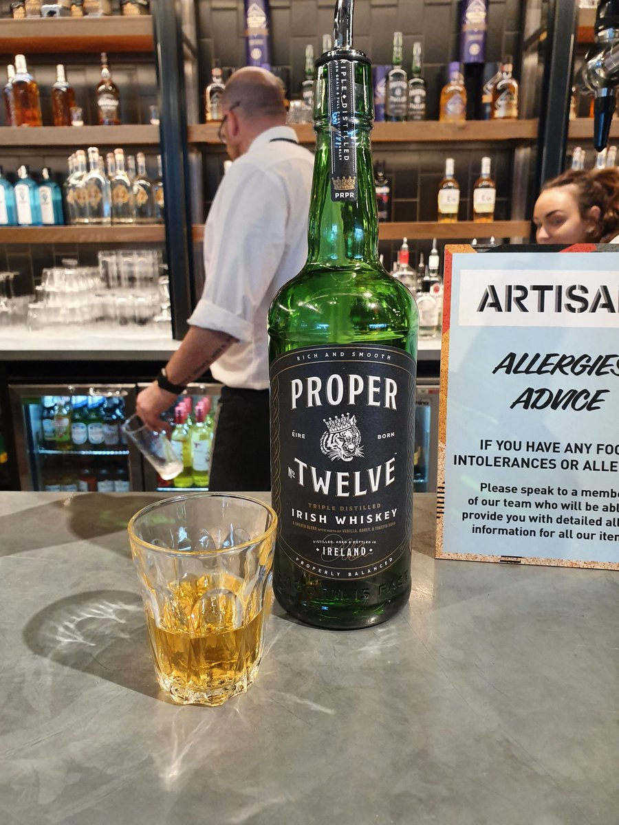 RT @daxy007: @TheNotoriousMMA finally tracked this down to the airport bar in belfast! Slainte. https://t.co/68S9lIeFTo
