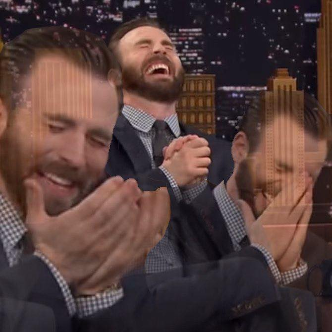 Happy birthday to Chris Evans! We know you as the strong reliable but also a jokester!