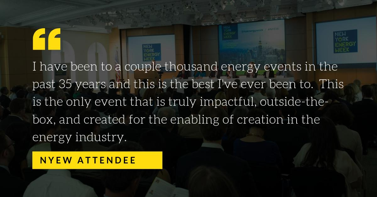 test Twitter Media - What do #energy professionals really think about New York Energy Week? Here's just one example! #NYEWExperience https://t.co/x8Y1XsFteW https://t.co/j4KJ0ovTj0