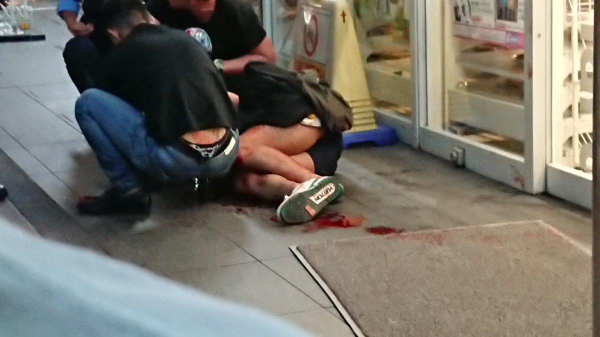 令和 立川ファミマ 立川民ワイ 血痕 ヒエに関連した画像-05
