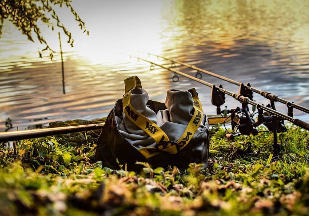 Before the fall of the night, you have to be <b>Ready</b> to jump in the water. #carpfishing #vasswa