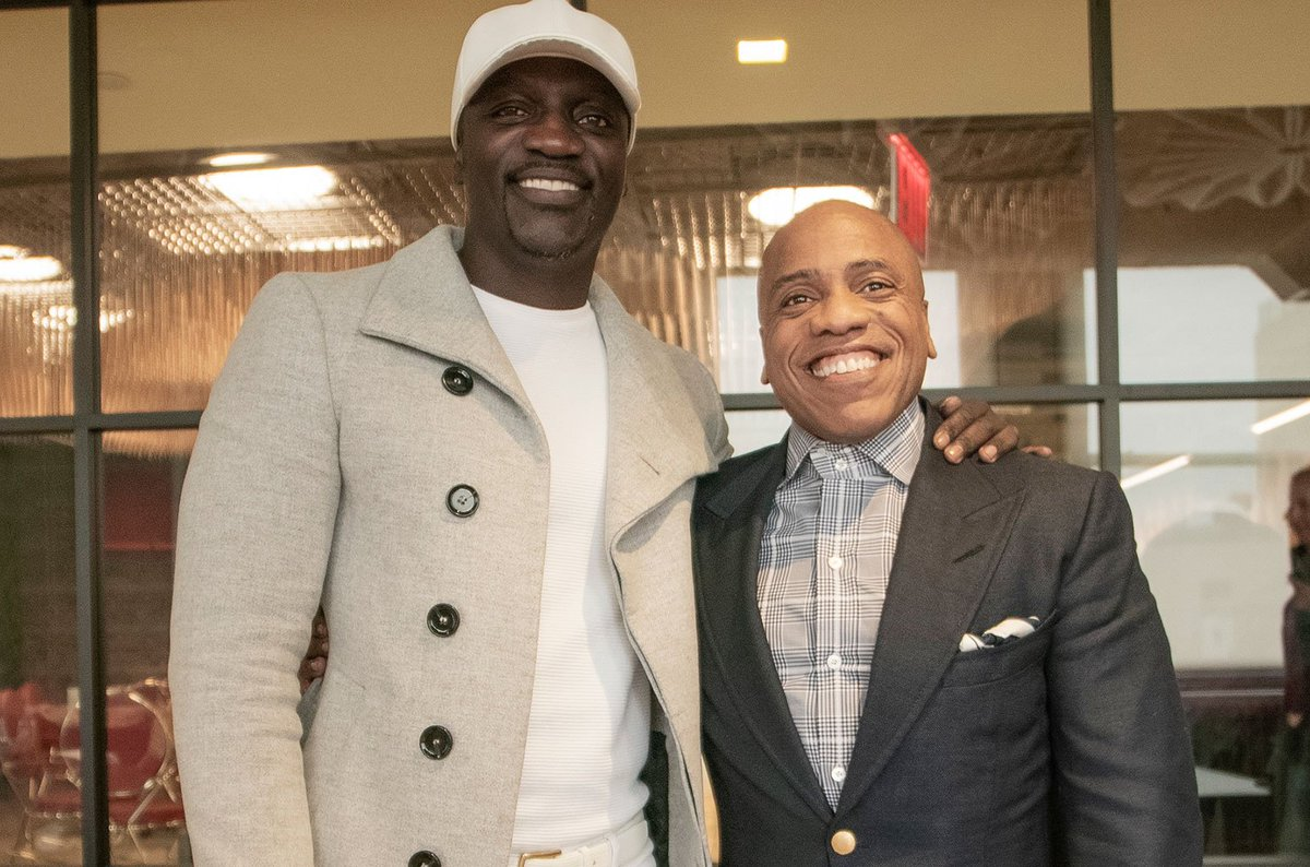 RT @billboard: .@Akon and former Motown CEO Kedar Massenburg launch Akonik Label Group https://t.co/flTfroTjGm https://t.co/kf8AyjWCxo