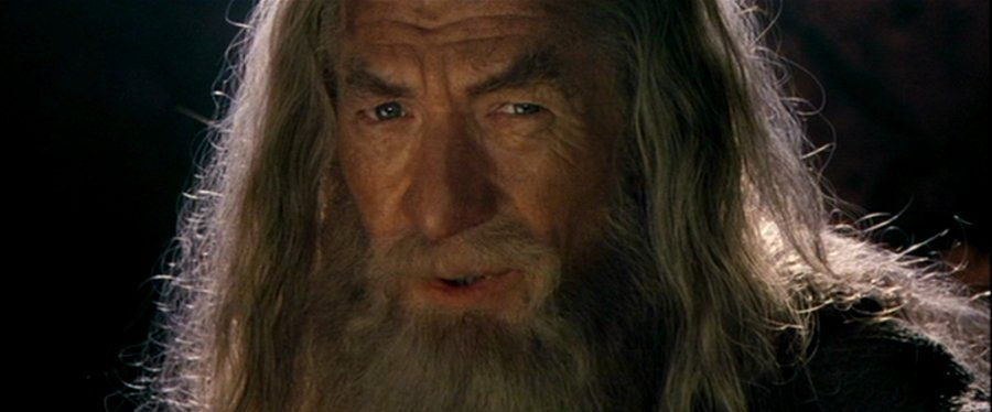 """""""All we have to decide is what to do with the time that is given to us."""" - Gandalf @IanMcKellen  #LordOfTheRings https://t.co/TLZOftXTxU"""