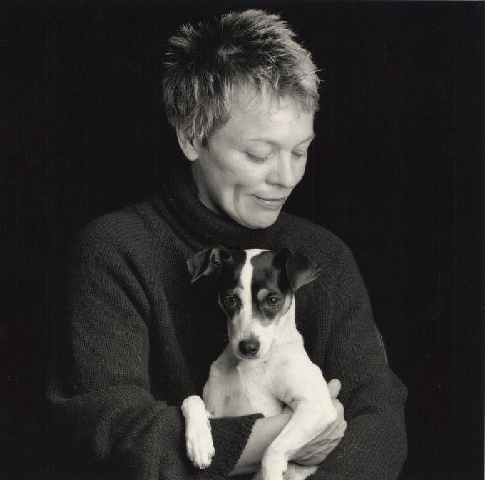 Happy Bday Laurie Anderson