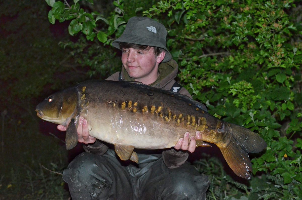 22.3 of immaculate <b>Mirror Carp</b> for Ben 🙌🏻 #carpfishing  #vasswaders https://t.co/hKq8pO