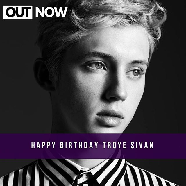 Happy birthday, Troye Sivan What is your favorite song from him?