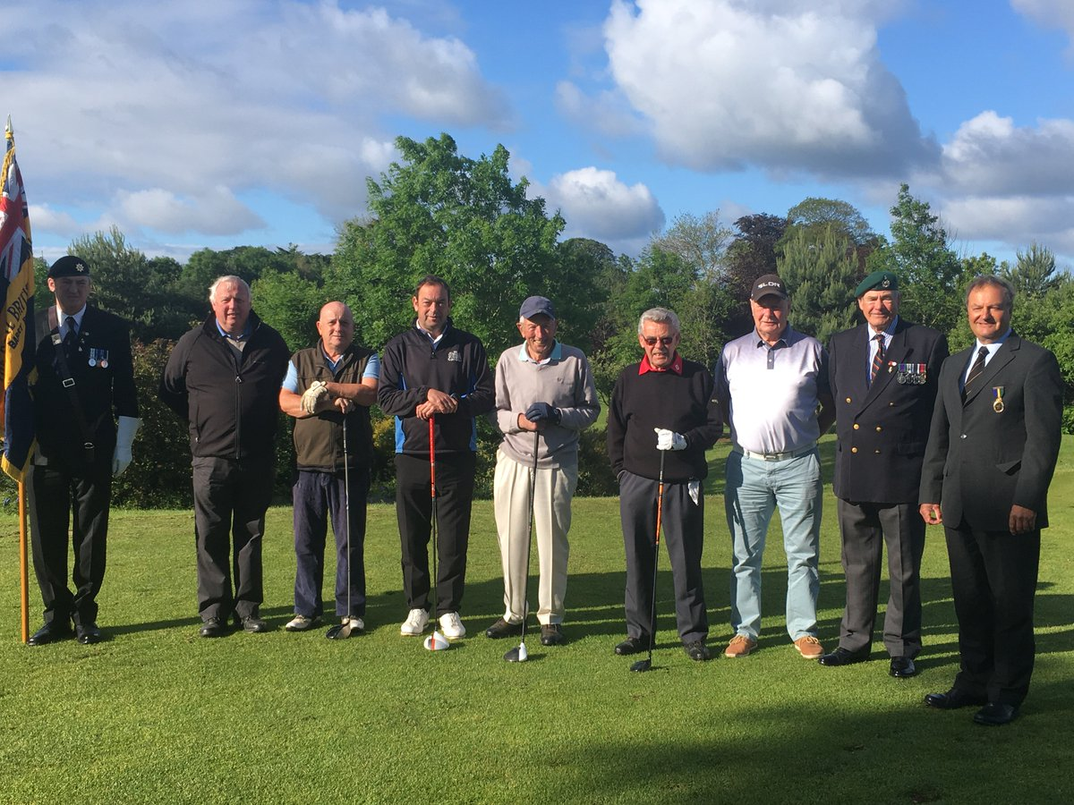 test Twitter Media - Today we celebrate the 75th D-Day Anniversary @CottrellParkLtd   Our Seniors section, joined by our General Manager are hosting a competition on our Button Gwinnett course in honor of D-Day.  #cottrellpark #DDay #DDay75 https://t.co/tljZ0zIUv8
