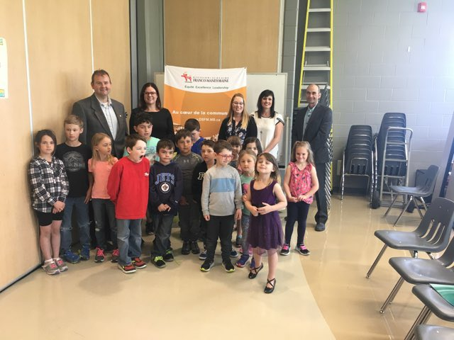 test Twitter Media - Yesterday our government announced $294,000 in investments for Les P'tit Loup Child Care Centre. The first fully licensed centre in the community of Saint-Georges. This will provide high quality and affordable child care which is important to Manitobans. #MBpoli https://t.co/dGcQbmECYM