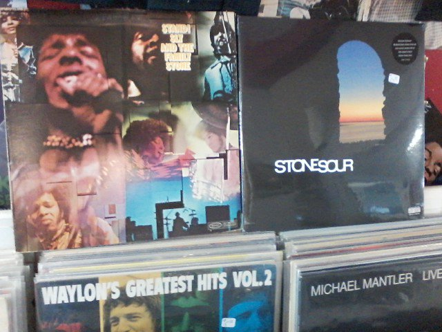 Happy Birthday to Freddie Stone of Sly & Family Stone & Christain Martucci of Stonesour