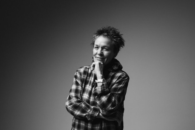 Happy birthday Laurie Anderson We\re beyond excited to have you with us in Montreal this September