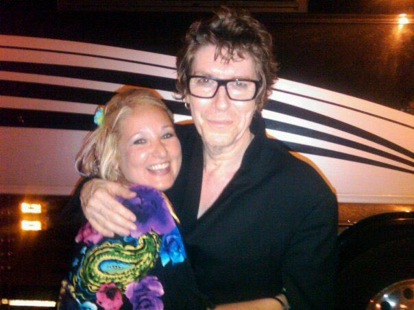I m a few minutes late but Happy Birthday to Richard Butler!