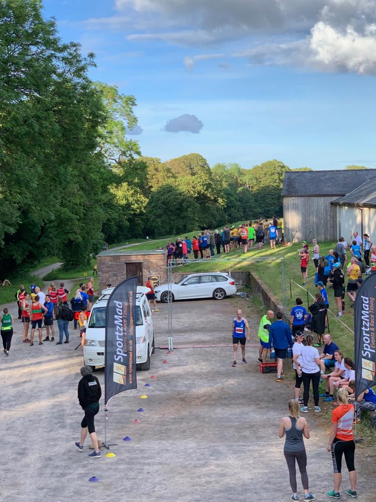 test Twitter Media - This evening we've had over 230 runners enjoying a sunny evening, taking part in @RHSportzmad 5K Run 🏃‍♀️🏃‍♂️  They'll be running around the edge of the Golf Courses using our Nature Trail.  #Sportzmad #CottrellPark #Run https://t.co/UWAnbLrZpk