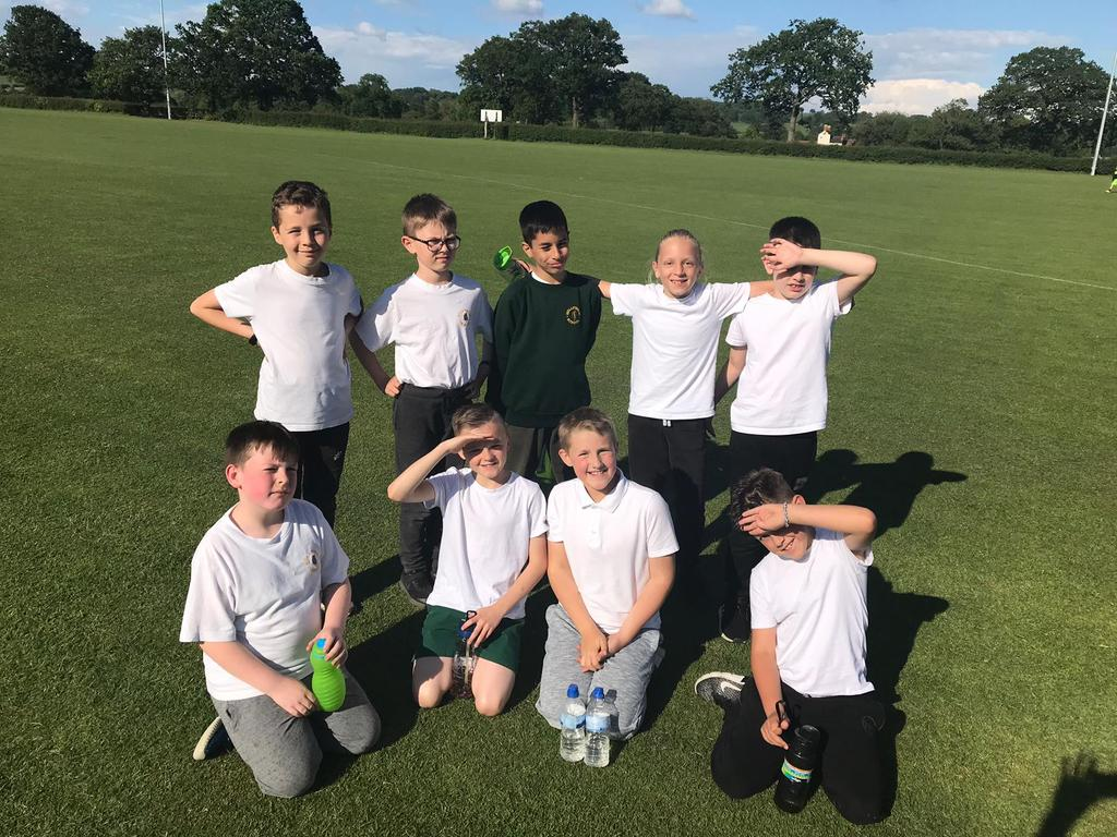 test Twitter Media - Y5 cricketers got one win and one loss today. Well done. The weather was lovely. Thankyou Mr ORourke. https://t.co/9We893gM1r