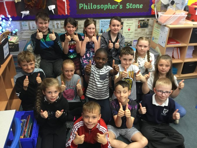 Class 8 Super Readers this week. Well done! https://t.co/PExf797TSu