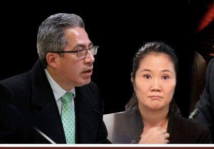 #TeCuento que todo va encaminado para la libertad de #KeikoFujimori. La Corte Suprema declaró improcedente recusación de #AldoFigueroa (vinculado a #CuellosBlancos) quien precidirá sala que evalúa casación de la lideresa de #FuerzaPopular https://t.co/2hy21Fu04k