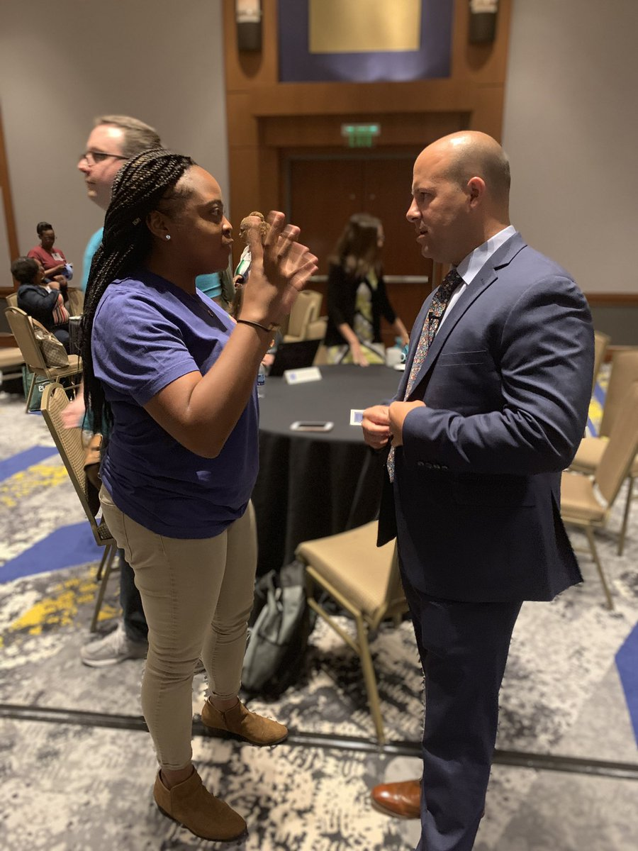 test Twitter Media - I will never forget meeting this awesome guest speaker! @ajjuliani is a true advocate for student learning&passionate about every bit of it! His humor mixed with his knowledge&experience has truly impacted me today.Thanks @FCSVanguard for having him here today! #FCSVancon19 https://t.co/1vSao4MXDI
