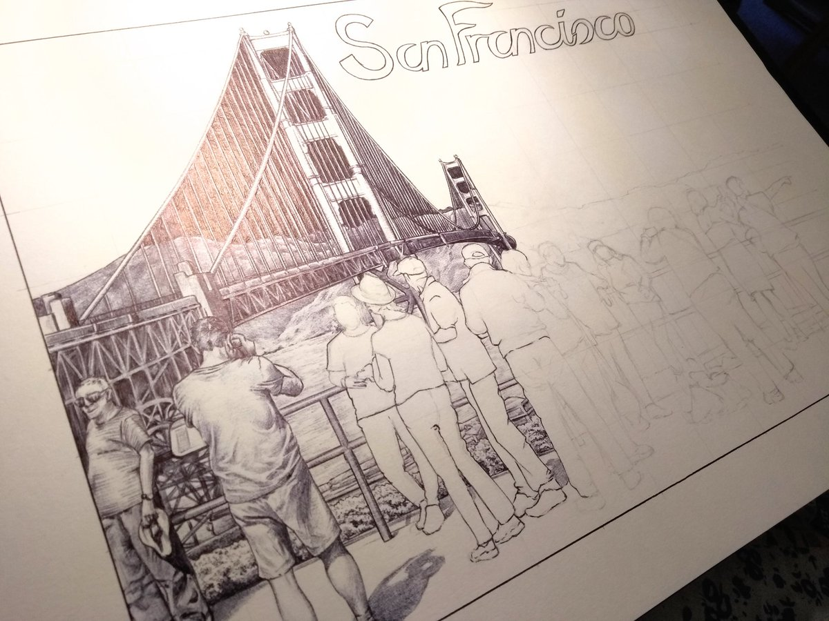 test Twitter Media - Working on a little something new with the ballpoint #SanFrancisco #ballpointart https://t.co/8vdwkAmlAG