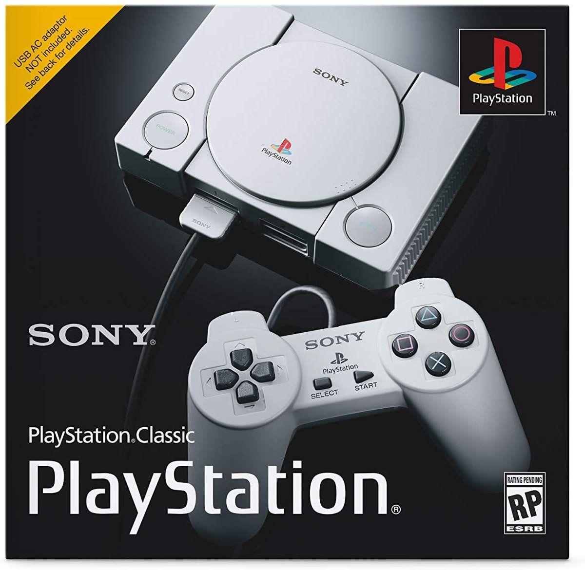 RT @FatKidDeals: PlayStation Classic $29.99  https://t.co/RhCr7bwZc2 https://t.co/dcfd4LtZFd