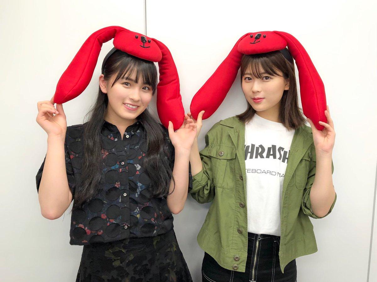test ツイッターメディア - この後、20:05頃〜NHKラジオ第1「らじらー!サンデー」に岩本蓮加と大園桃子が出演します。 みなさま、ぜひお聴きください!  #nhkらじらー https://t.co/fmlawP7AC0