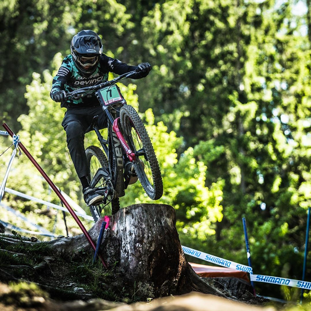 test Twitter Media - The 🇨🇦 Junior Men keep on rocking the trails! Another weekend, another Top 10 for Patrick Laffey (5) and Lucas Cruz (8) #Downhill #MBWorldCup 👏 https://t.co/AXhAMzJqc6