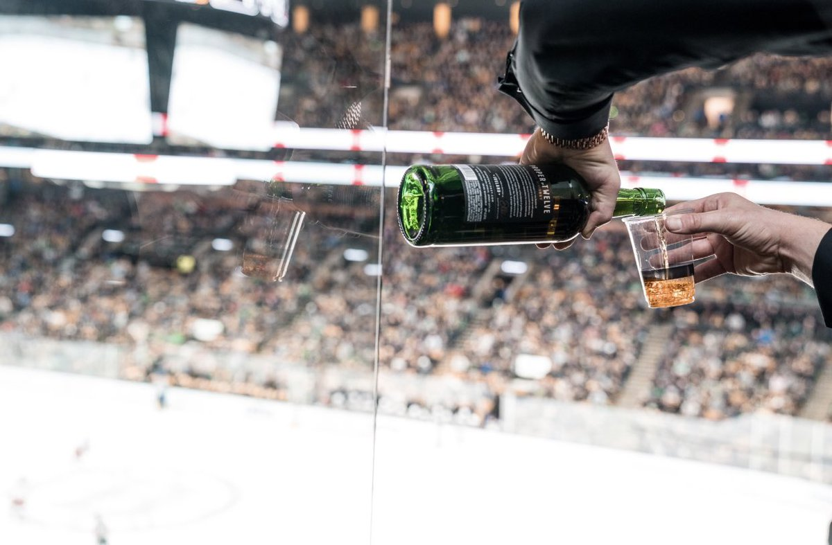 We'll toast to that @NHLBruins ⚔️ @ProperWhiskey #Game7andMatch https://t.co/GYdyGuBO77