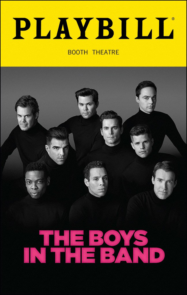 Congratulations to the cast and crew of The Boys in the Band on your #TonyAwards win!   @BoysBandBway is a groundbreaking 1968 play centering on the friendships of a group of gay men living in New York City. https://t.co/1AbTEn4qic