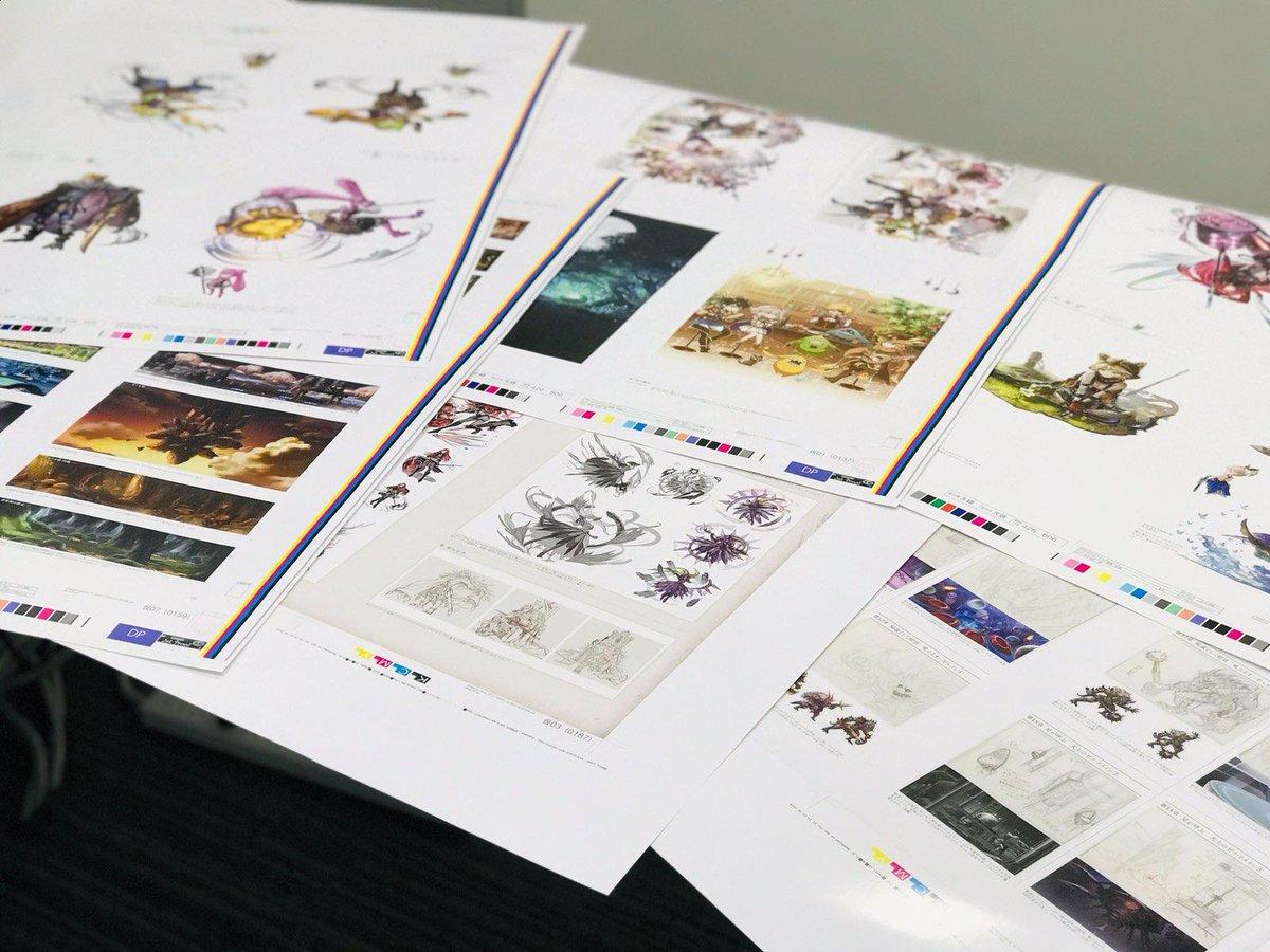 test ツイッターメディア - 【6月27日発売】 予約受付中の『アナザーエデン』初の公式画集「THE ART OF ANOTHER EDEN」の中身を少しご紹介! 初公開のラフ画やイベントシーンの背景などアナザーエデンの世界を彩るアートを200ページ以上に渡ってお届けいたします!  ご予約はこちらから https://t.co/RCFdW9xVE3  #アナザーエデン https://t.co/ucxZFQtjf0