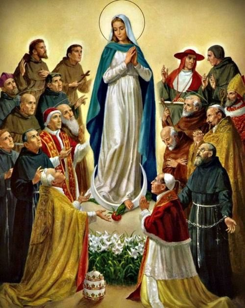 test Twitter Media - Happy Feastday of Mary Mater Ecclesiae! May Mary our Mother pray for us and protect us. May she help especially Bishop John Wilson in his new appointment as the Archbishop of Southwark. https://t.co/lazFVPGZhc