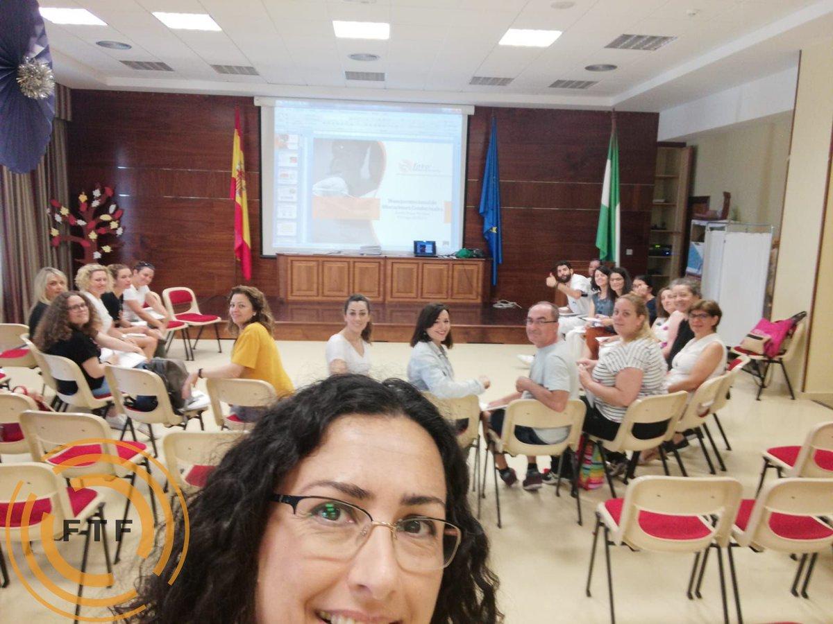 test Twitter Media - Curso de Manejo emocional de alteraciones conductuales para los trabajadores de @ORPEA_ Málaga. Excelente equipo. @AESTE_oficial @Inforesidencias https://t.co/AZPgUszEDi