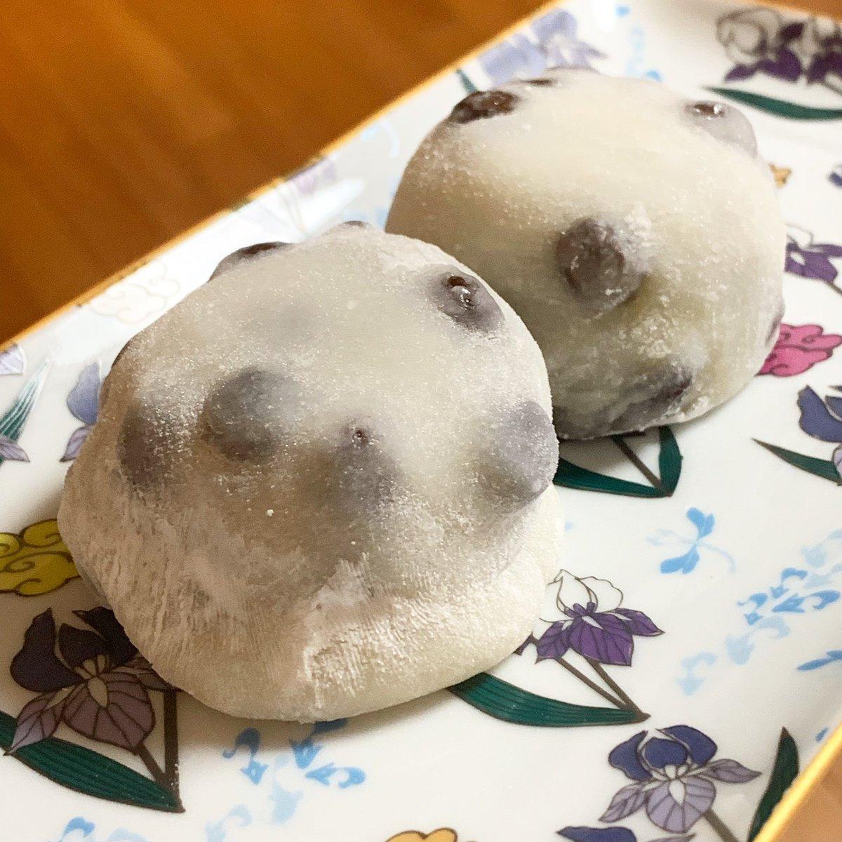 test ツイッターメディア - 出町ふたばの豆餅。 せっかく京都まで行ったので買ってきました。 控えめの甘さと程よい塩味の豆のアクセントがたまらない☻  マイベスト豆大福。  #出町ふたば #豆大福 #豆餅 #京都 #ナゴレコ #名古屋インスタ交流会 https://t.co/vas8ycz7cY
