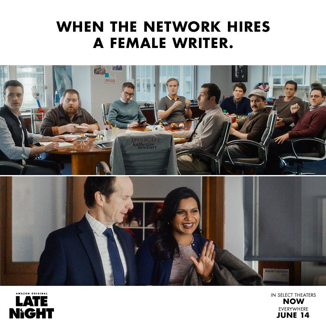 Raise your hand if you've ever been Molly Patel ????????‍♀️ #LateNightMovie https://t.co/1V10GhxBHy