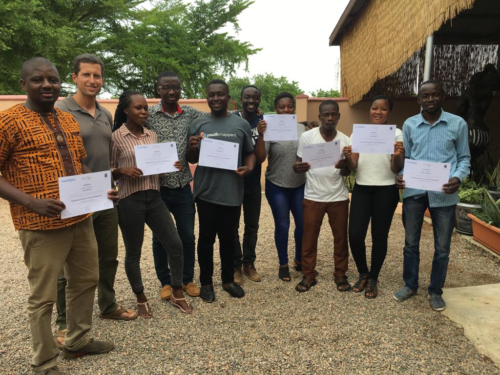 test Twitter Media - Last week some of our early career researchers held a participatory research skills workshop in Bolgatanga, northern Ghana. This feeds into the scoping stage of a piece of research on land restoration & livelihoods in drylands @YawAtiglo @genlamond @kschreckenberg1 @UnivofGhana https://t.co/sg8xCLYoG7