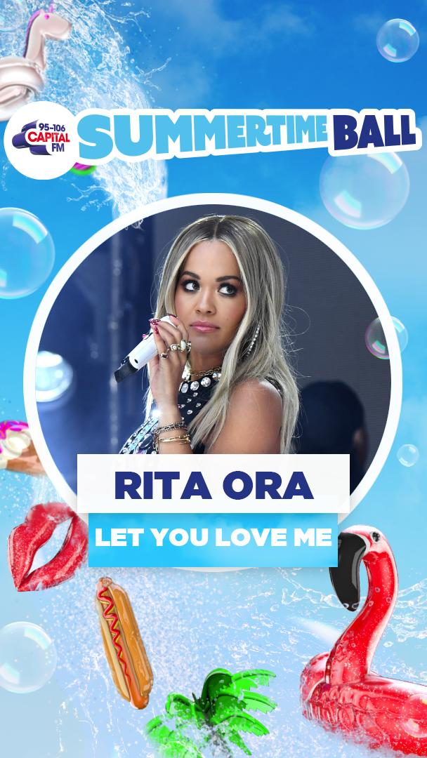 RT @CapitalOfficial: Dear @RitaOra,  Please continue performing forever.  Love, all of us ????#CapitalSTB https://t.co/uwTEUMaTqN